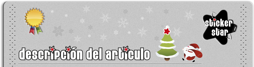 Sticker Star Bandera España con tu NOMBRE
